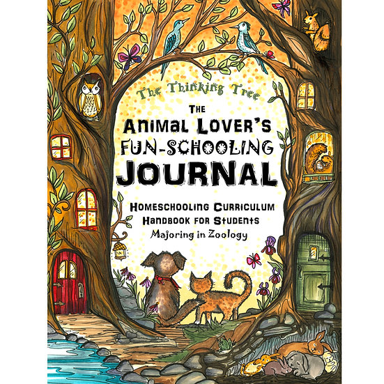 PDF - Core Journal - The Animal Lover's Fun-Schooling Journal: Homeschooling Cur