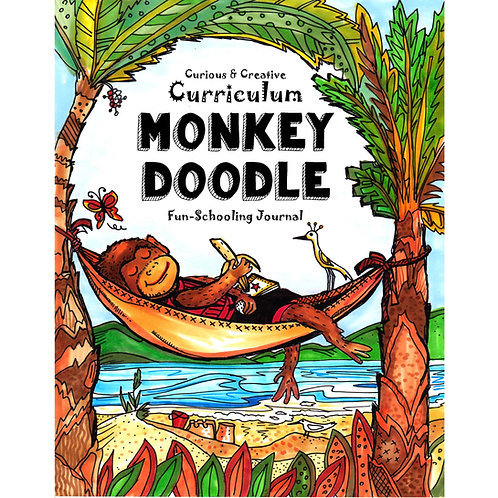 Monkey Doodle - Core Curriculum Journal - PDF