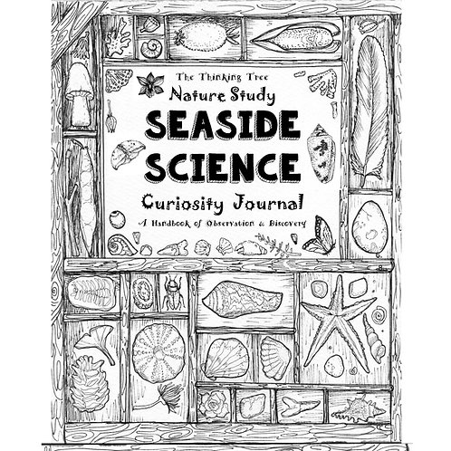 Seaside - Nature Study Journal
