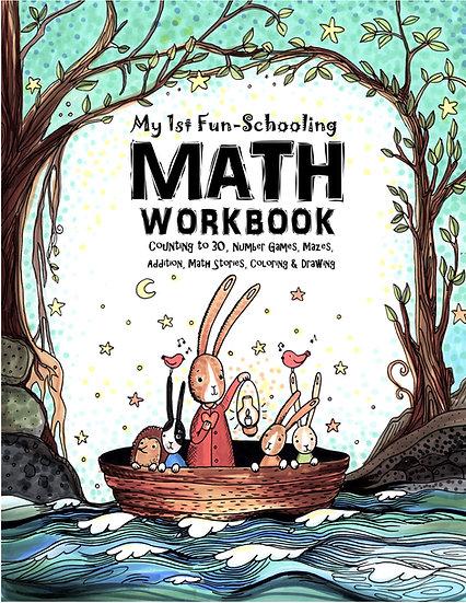 PDF - My 1st Fun-Schooling Math Workbook