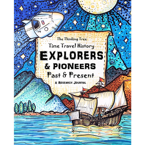 PDF - Explorers & Pioneers - Past and Present - Time Travel History