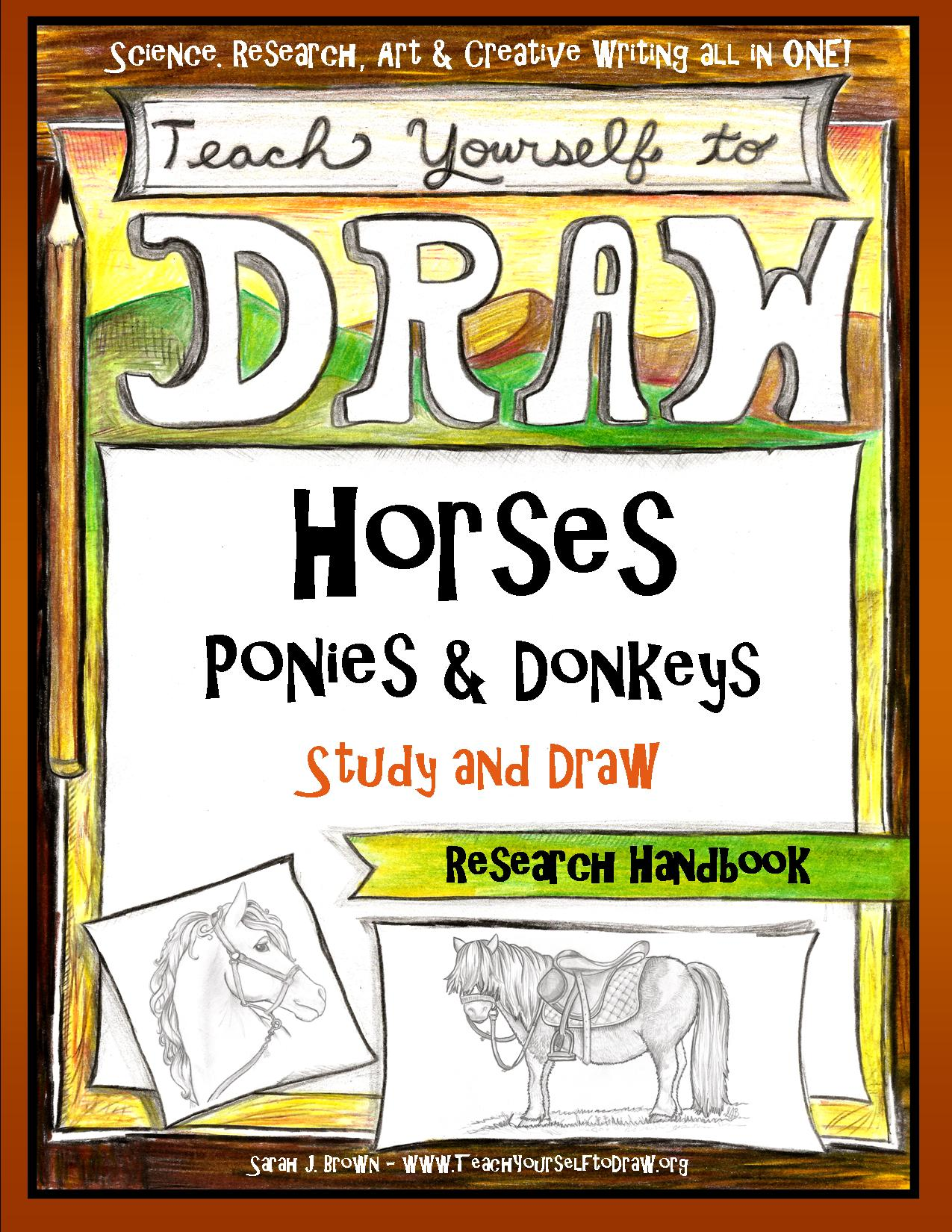 1 Handbook - Horses, Ponies and Donkeys.jpg