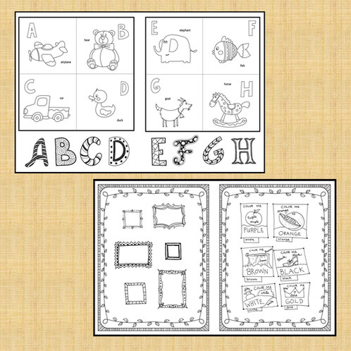 Fun schooling for beginners do it myself journal ages 2 to 6 fileg solutioingenieria Choice Image