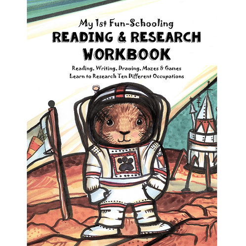 My First Reading and Research Workbook - PDF