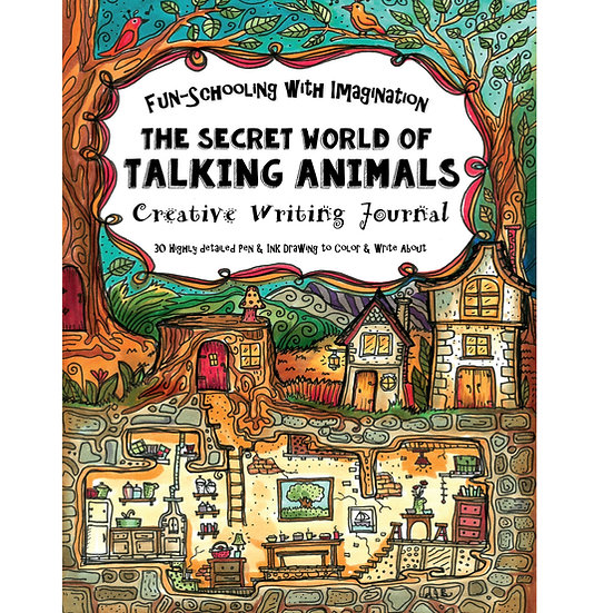 PDF - The Secret World of Talking Animals - Creative Writing