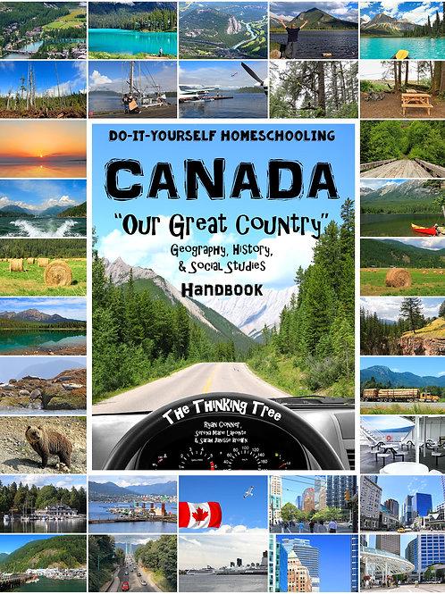 Canada - Geography, History and Social Studies Handbook - PDF