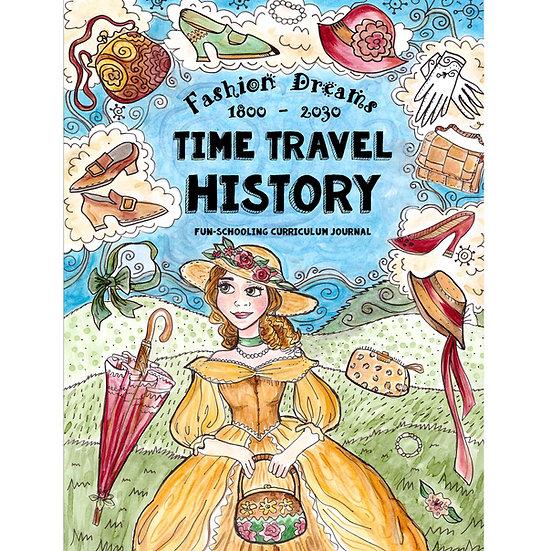 PDF - Time Travel History - Fashion Dreams - USA & World History
