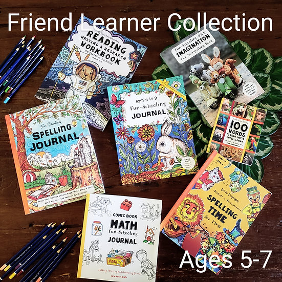 Friend Learner Curriculum Collection - Ages 5-7
