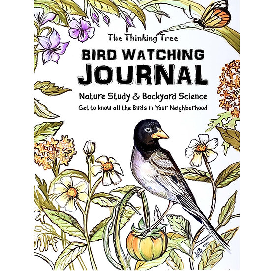 PDF - Bird Watching Journal - Nature Study & Backyard Science