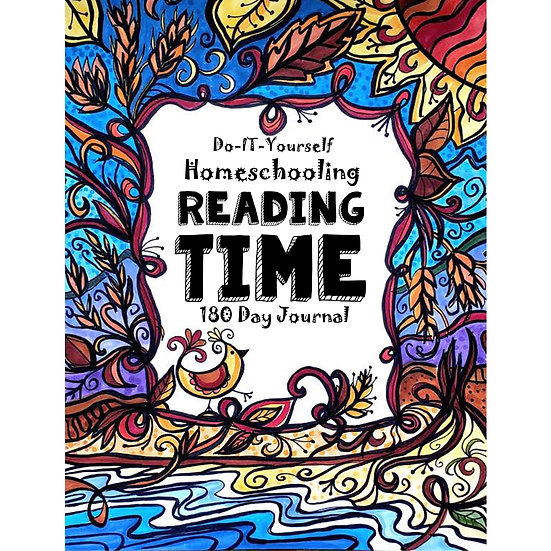 PDF - Reading Time Journal - Create a Learning Portfolio about all Your Books