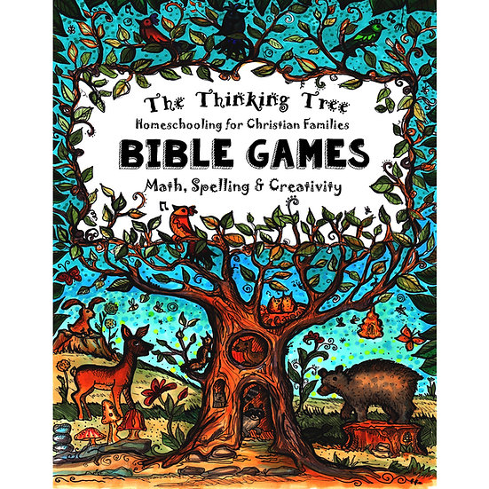PDF - Bible Games - Math, Spelling and Creativity: Christian Family Homeschoolin