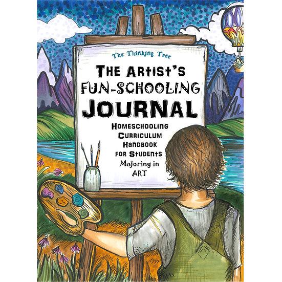 PDF - Core Journal -The Artist's Fun-Schooling Journal: Homeschooling Curriculum