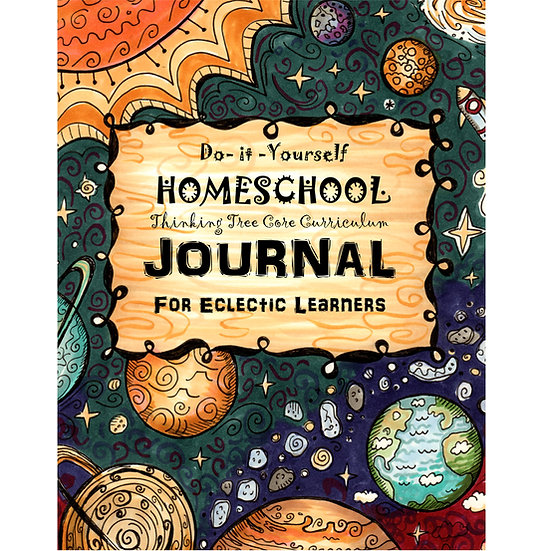 PDF - Core Journal -Do-It-Yourself Homeschool Curriculum-  For Eclectic Learners
