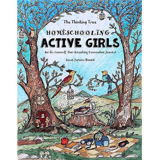 PDF - Core Journal - Homeschooling Active Girls - Do-It-Yourself Curriculum