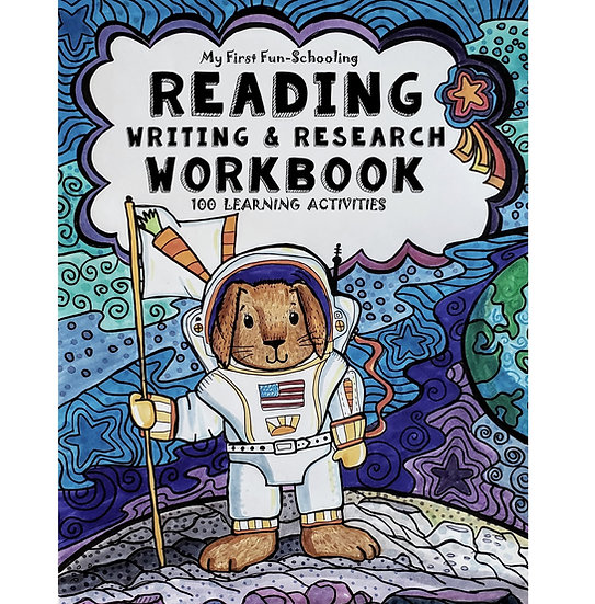 PDF - My First Reading and Research Workbook