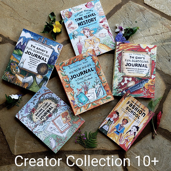 Creator Curriculum Collection - Ages 10+