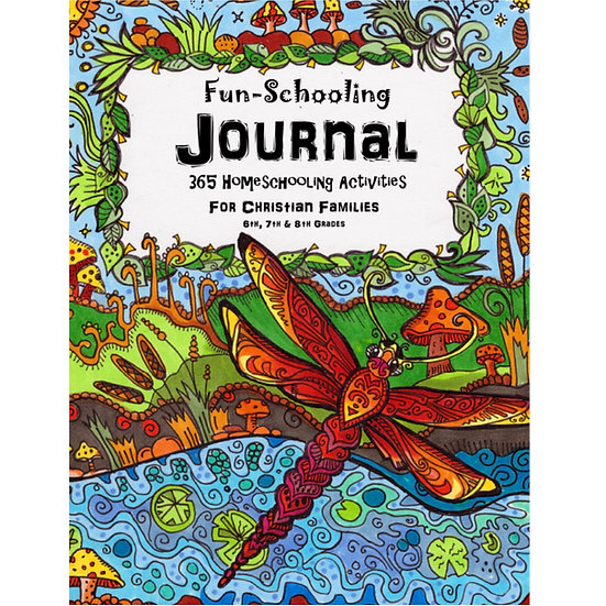 PDF- Core Journal - 6th, 7th & 8th Grade - Fun-Schooling for Christian Families