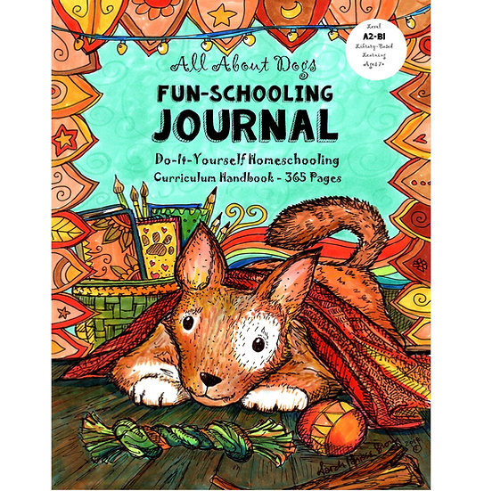 PDF - Core Journal - All About Dogs -  Do-It-Yourself Homeschooling Curriculum