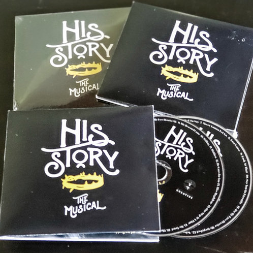 3-Pack | His Story the Musical 2-Disc Audio CD