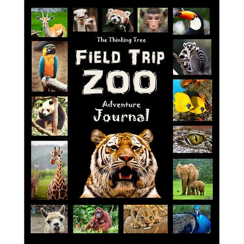 Field Trip Zoo - Adventure Journal - PDF