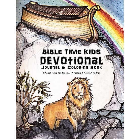 PDF - Bible Time Kids - A Quiet-Time Handbook for Creative & Active Children
