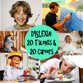 The Positive Aspects of Having Dyslexia
