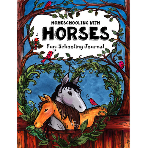 Help for students with dyslexia adhd aspergers syndrome autism homeschooling with horses fun schooling journal 365 learning activities solutioingenieria Choice Image