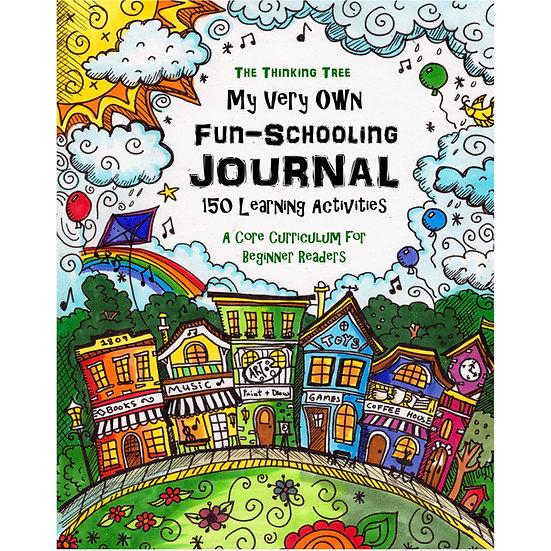 PDF - Core Journal - My Very Own Fun-Schooling Journal - Ages 4-6