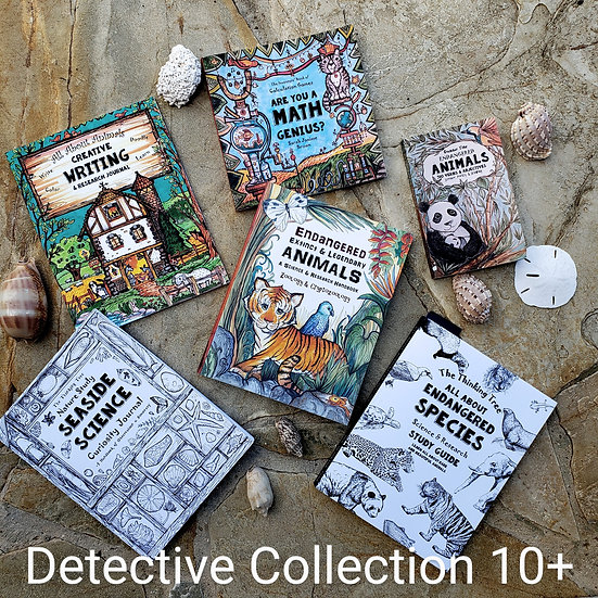 Detective Collection for age 10+
