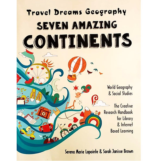 PDF - Seven Amazing Continents - Travel Dreams Geography & Social Studies