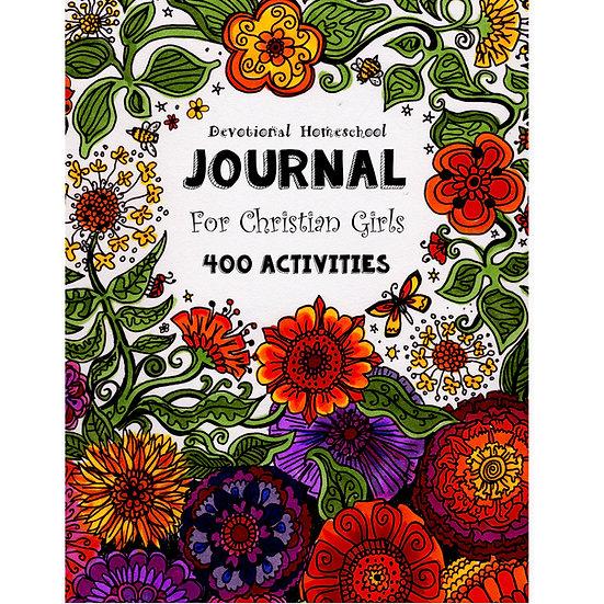 PDF- Core Journal - Devotional Homeschool Journal: For Christian Girls