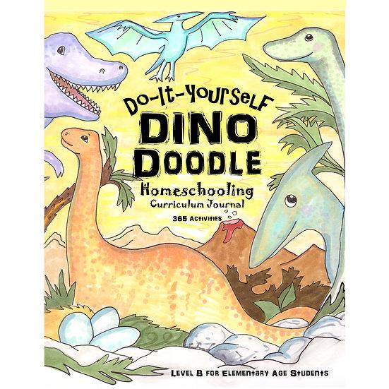 PDF - Core Journal - Dino Doodle - Do-It-Yourself - Homeschooling Curriculum