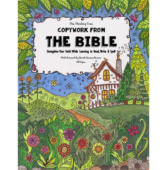 PDF - Copywork From the Bible (BonusThree Timeless Hymns)