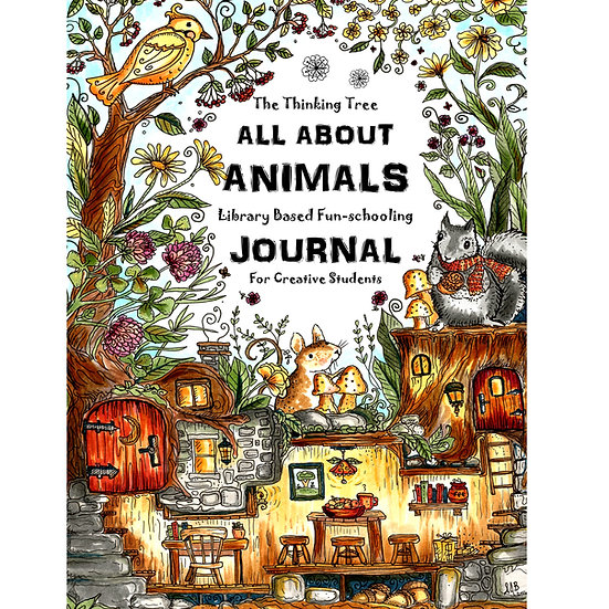 PDF - Core Journal - All About Animals -  Do-It-Yourself Homeschooling
