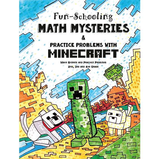 Minecraft Math Mysteries - PDF