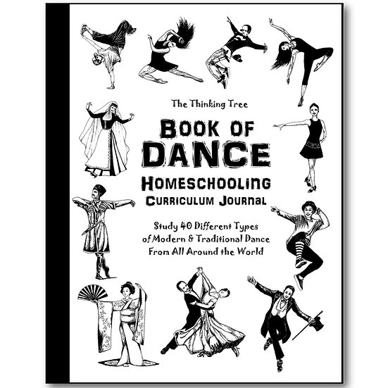 PDF - Book of Dance - Homeschooling Currilculum Journal