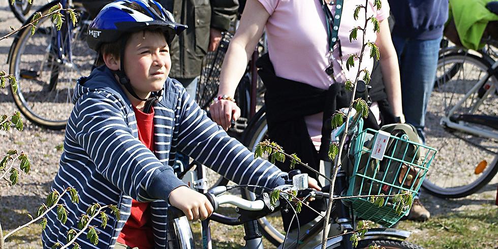 *Fullbokad* Cykeltur – högvatten och invallning