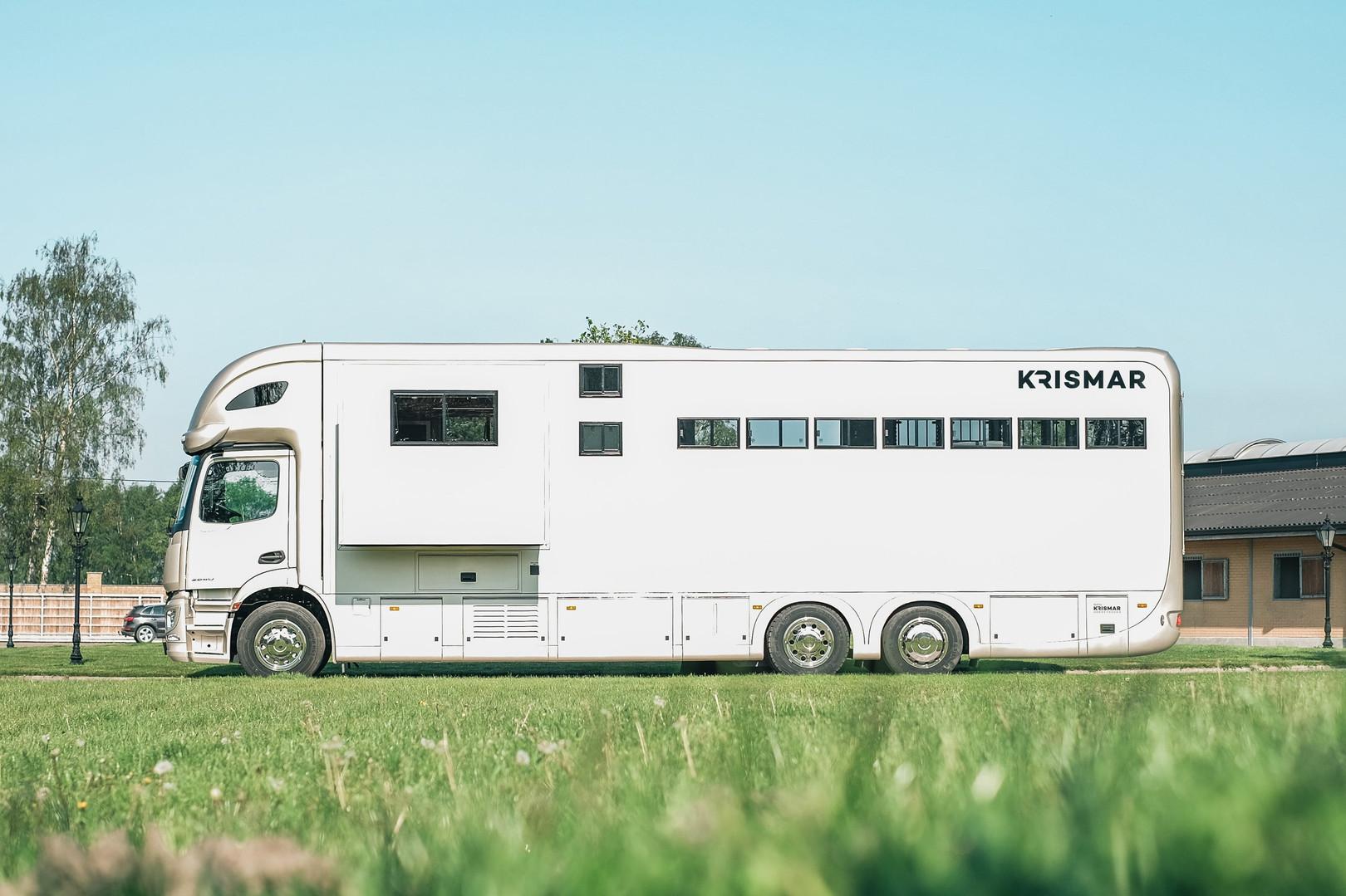 KRISMAR HORSE TRUCK PROFESSIONAL LINE 16