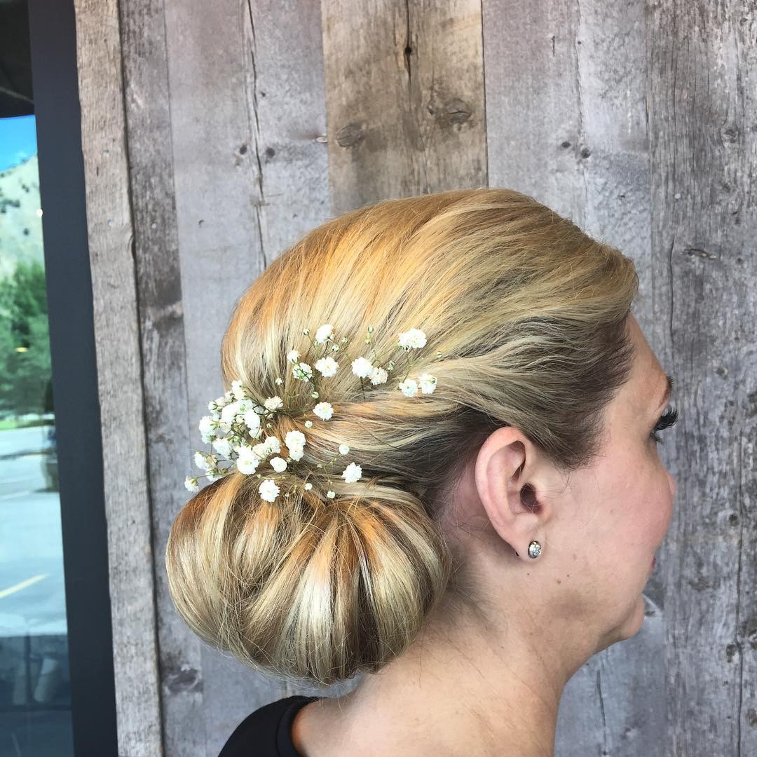 Wedding Hair Jenny Bragg