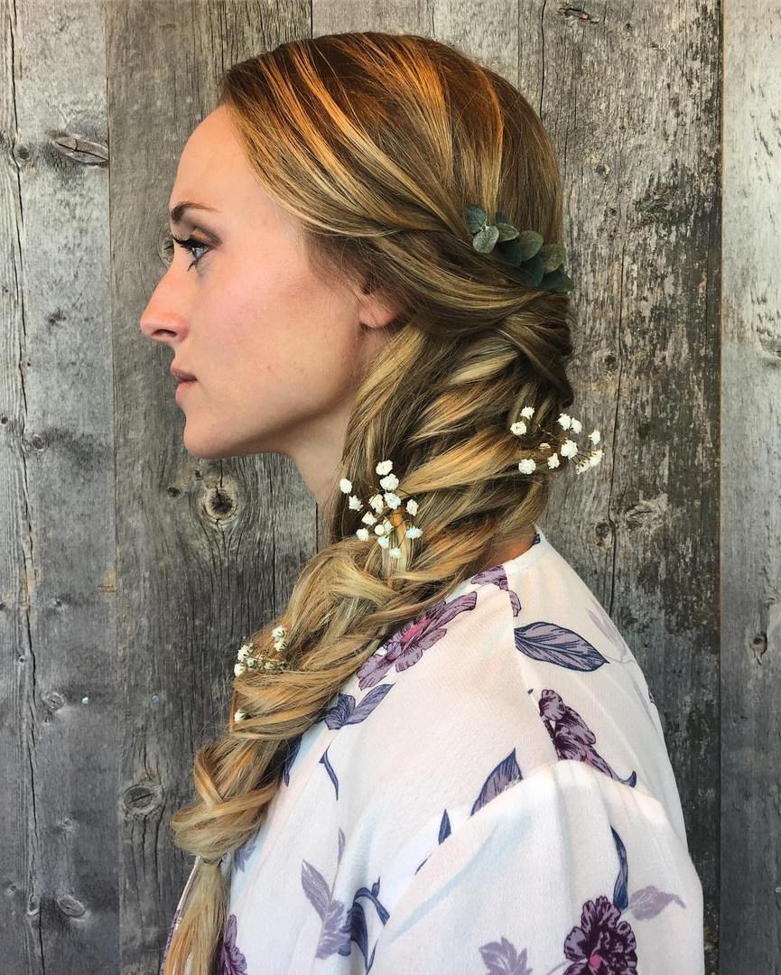Wedding Hair Jenny Bragg