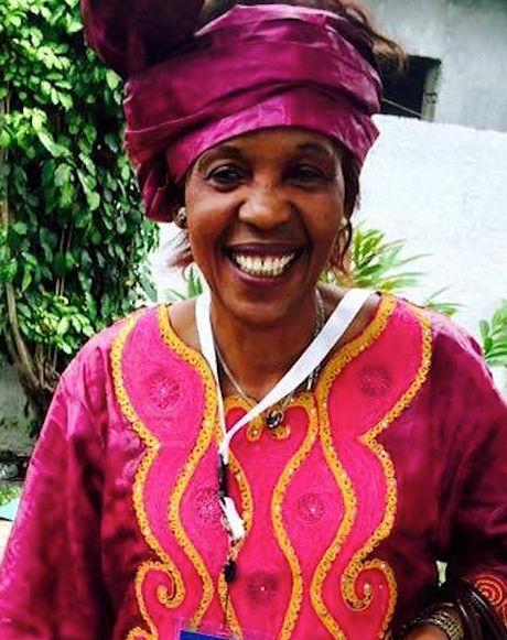 Georgette Biebie Songo