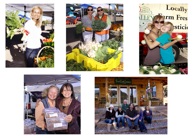 Sedona Fresh - A fun Coming Together at the Farmer's Market