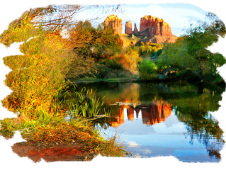 What are your colors - Sedona?
