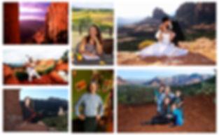 Cathedral Saddle, Sedona, AZ, storytelling portraits, family portrait, chef portraits