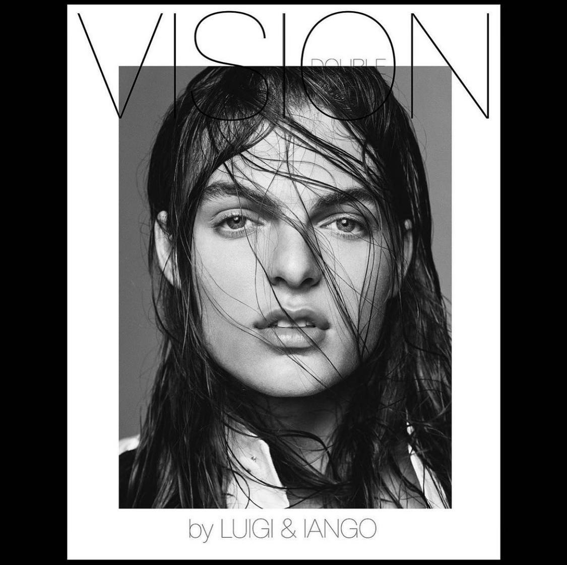 Vision w/Luigi & Iango