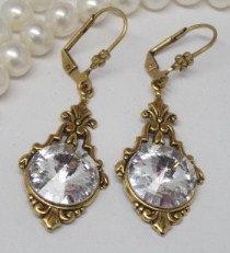 Earrings - Swarovski Crystal