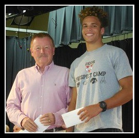 "Julius ""Ty"" Herrington Receives I4E 2017 Scholarship"