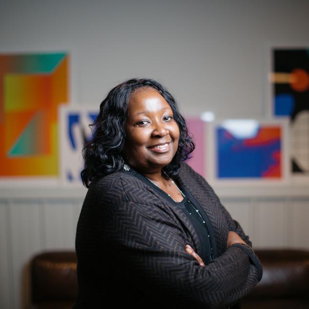 Carole Montgomery, Treasurer