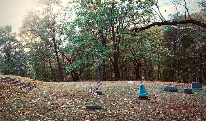 Wildwood Cemetery's Poor Ground, in Williamsport, Pennsylvania, the burial site of Itaro Kono, founder of the first Martial Arts Dojo in North America in 1905.