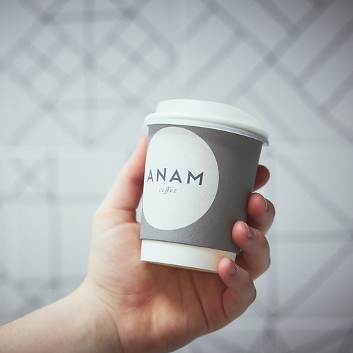 Awesome Anam Coffee To Go!